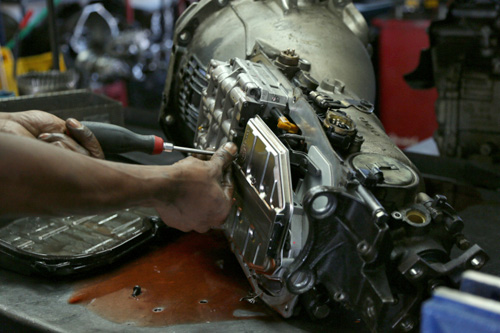 Transmission and Drivetrain Services
